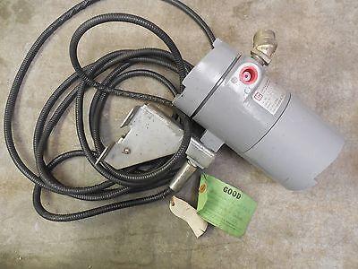 Leeds Northrup Ultrasonic Doppler Flowmeter 475-1-120 120v 25ma 4-20ma Used