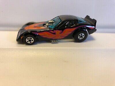 Hot wheels Blackwell Firebird funny car Kellogg's promo 1986 release MINT loose
