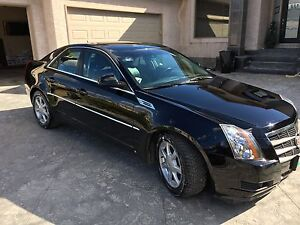 Immaculate condition Cadillac CTS4