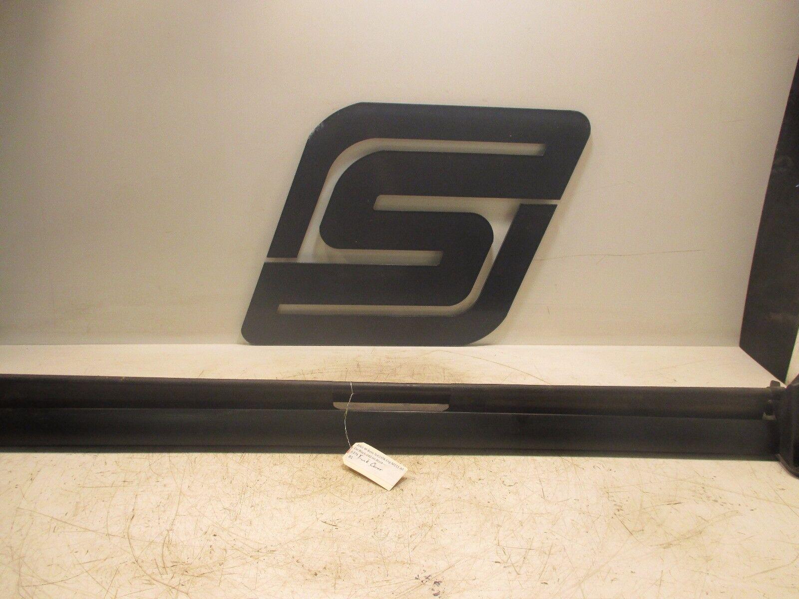 2001 Mercedes Benz SLK230K SLK OEM Trunk Partition Roller Cover Panel