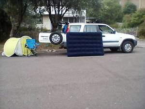reliabl 4wd jeep style,has region,camping stuf,bed Potts Point Inner Sydney Preview