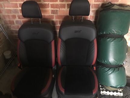 2017 sti forester front seats new