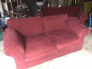 2 Sofa's - Free Forestville Warringah Area Preview
