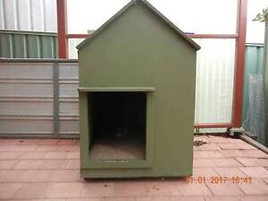 Dog Kennel Hallett Cove Marion Area Preview