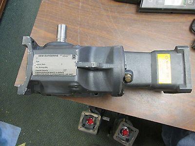 Sew-eurodrive Gear K37aq1003 Ratio 72.541 Capacity 1770 Used