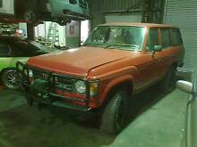 1984 Toyota LandCruiser Wagon Nowra Nowra-Bomaderry Preview