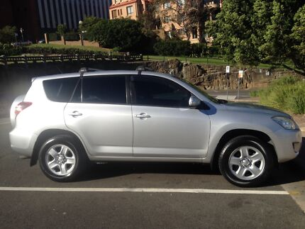 2008 TOYOTA RAV4 (4X4) - 5DR wagon ACA33R - Silver Pearl Maroubra Eastern Suburbs Preview