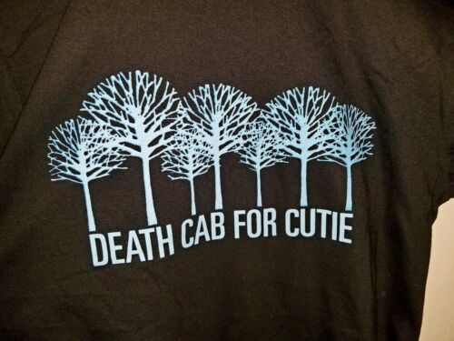 Death Cab for Cutie rock T-shirt Womens juniors SMALL T-Shirt Licensed