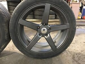 "Roue 20"" Jeep Grand Cherokee ,Dodge Durango 5x127"
