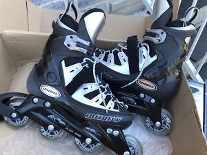 Rollerblade patin à roulettes pour enfant neuf!