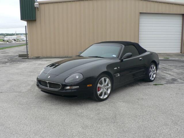 Imagen 1 de Maserati Spyder black