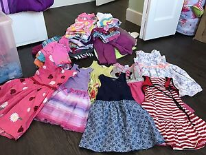 Vêtements filles 4 ans et + ! Plus de 100 morceaux