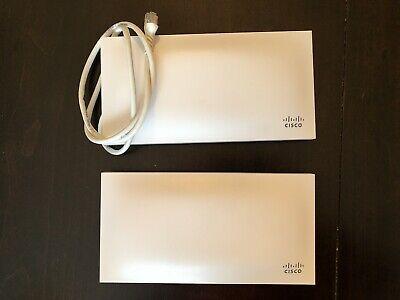2 Cisco Meraki MR33-HW Access Points