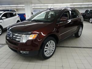 2010 Ford Edge Limited AWD BAS KILOMÉTRAGE