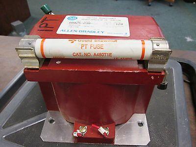 Allen-bradley Voltage Transformer 80025-238-01 Ratio 2400-120 50 Kv Bil