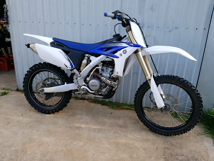 2012 Yamaha YZ250F (GYTR Head & Cams etc)
