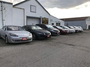 Certified and 3 month warranty Vehicles