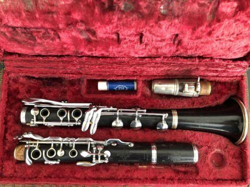 LE BLANC Bb exclusive clarinet