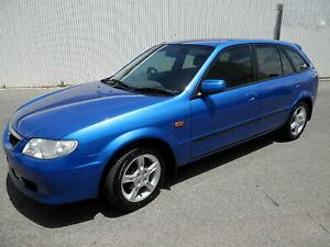 2003 Mazda 323 ASTINA SHADES Blair Athol Port Adelaide Area Preview