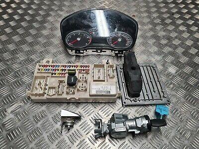 Ford Focus C-Max 2005 1.6 petrol ignition barrel key transponder engine ecu kit