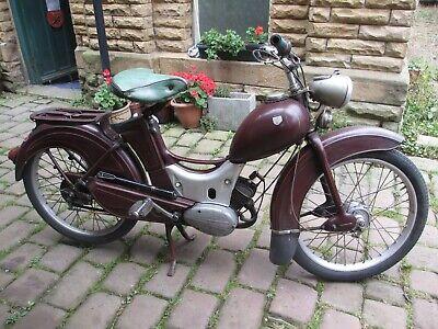 MZ / Simson SR2 moped