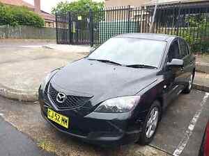 Mazda 3 2008 Hatchback low kms and long Rego Brighton-le-sands Rockdale Area Preview