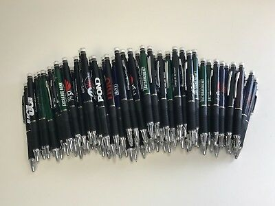 100 Wholesale Lot Misprint Mechanical Pencils Pre-loaded With Lead 0.7