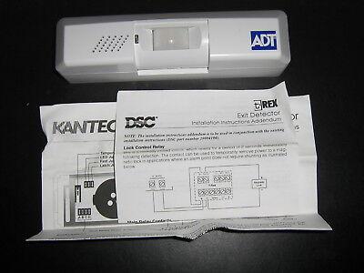 Kantech T.rex-xl2-adt Request To Exit Detector - Access Control