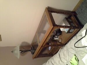 Solid Wood Antique Table $100 obo
