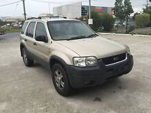 WRECKING 2002 ESCAPE BA 01-03 MANY PARTS AVAILABLE CHEAP!! Craigieburn Hume Area Preview