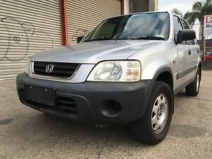 2000 Honda CRV Automatic Yeerongpilly Brisbane South West Preview