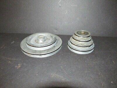 Atlas 618 Craftsman 101  6 Lathe 24 Step M6-427 M6-80 Pulleys W 12 Bore
