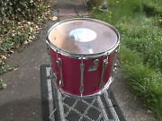 Ludwig Floor Tom Red