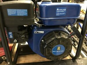 Power Fist 208CC Gas Water Pump