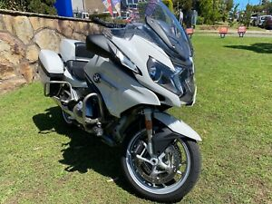 BMW R 1200RT 2016 33,xxxKM Ex-Vic Police ESA, Heated Grips,Seat, Solo Seat Kirrawee Sutherland Area Preview