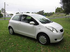 2006 Toyota Yaris Hatchback Manual Maitland Maitland Area Preview