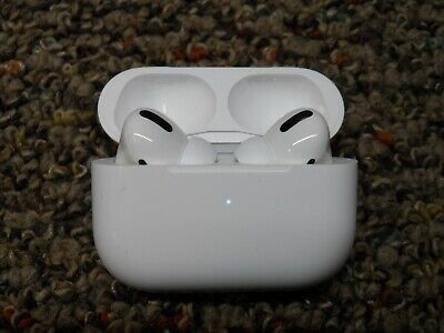 Brand-New Genuine Apple AirPods Pro MWP22AMA  -No Accessories-