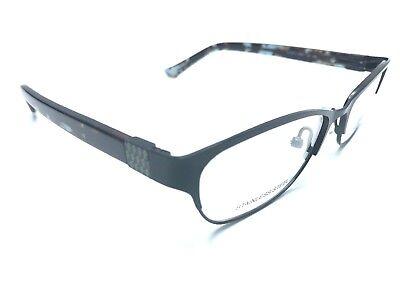 Authentic Jennifer Lopez JLO Eyeglass Frames JLO274 0003 Black 49-16-130 0585