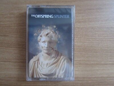 The Offspring - Splinter Korea Edition Sealed Cassette Tape