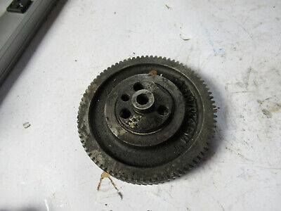 Detroit Diesel 453 Idler Left Helix Gear 5107074 With Hub Spindle 3-53 Crank