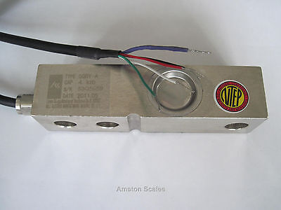 1 K FORCE TRANSDUCER WEIGHING BAR HOPPER CAKE FEEDER BOX LOAD CELL COMPRESSION E