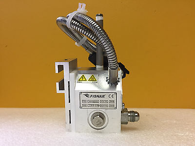 Fisnar Hvh3200 240 V 200 W 3 Way Air Operated Automatic Valve. Tested