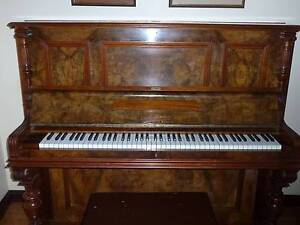 German Upright Piano in very good condition Hampton Bayside Area Preview