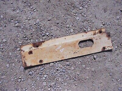 Case 830 Diesel Rowcrop Tractor Original Hood Panel Cover