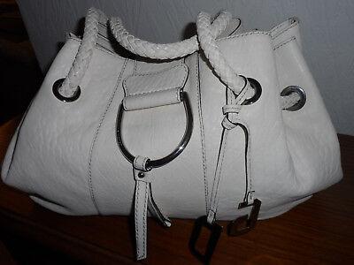 Exclusive -  Dolce & Gabbana Handtasche  Farbe cremeweiß