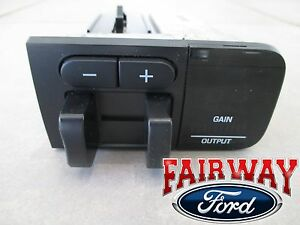 f brake controller 05 thru 07 super duty f250 f350 oem ford in dash trailer brake control module