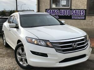 2010 HONDA ACCORD CROSSTOUR EXL 4WD MINT CONDITION