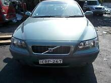 WRECKING 2002 VOLVO S60 AUTO SEDAN FOR PARTS Punchbowl Canterbury Area Preview