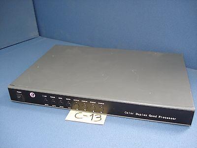 Color Duplex Quad Processor Model:CP-800