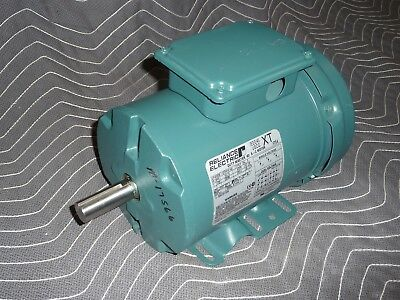 Reliance Electric Duty Master Ac Motor P14x3239t 1 Hp 1725 Rpm 230460v 143t